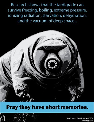 Tardigrade pix and facts